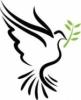 embleem Tak Vrede